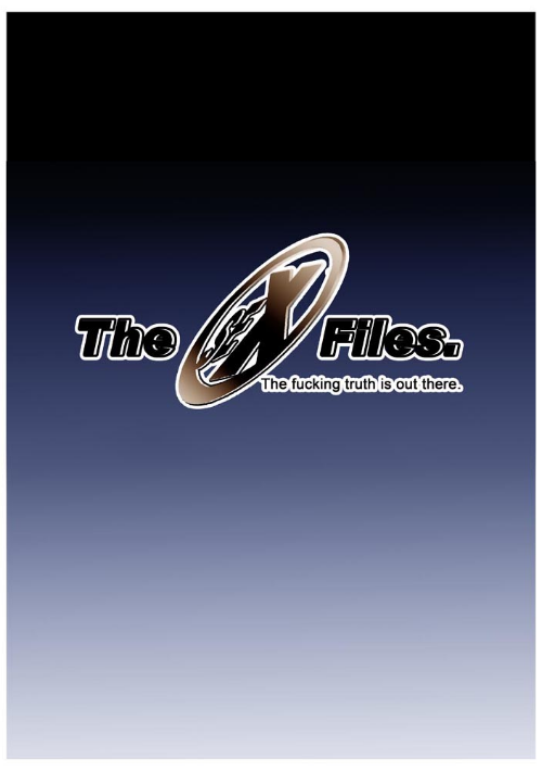 The Sex Files. File NO.1